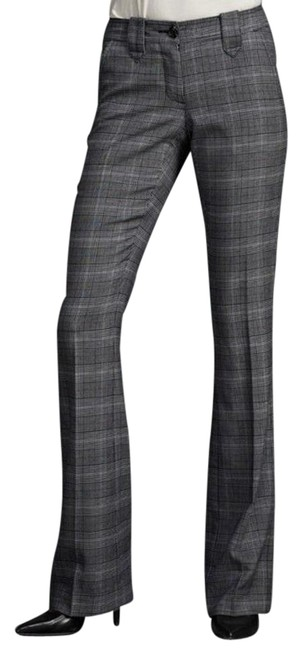 "Item - Gray #922 ""Counsel Glen Plaid Pants Size 4 (S, 27)"