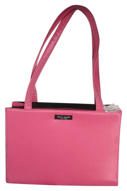 Item - With Tab New With Pink Nylon Shoulder Bag