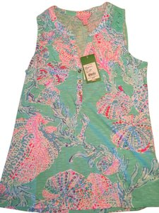 Lilly Pulitzer Top Mint