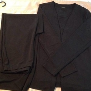 Talbots Black Talbots Stretch 3 pc Suit
