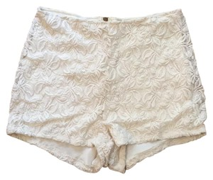 Love Audrey Mini/Short Shorts Creme