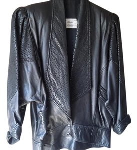 D & M leather Leather Jacket
