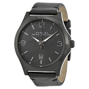 Marc by Marc Jacobs Marc Jacobs Women's Danny Black Dial Leather Watch MBM5041