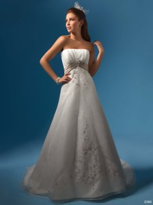 Alfred Angelo Style 2086 Wedding Dress