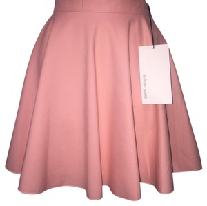 Bishop + Young Mini Skirt Pink