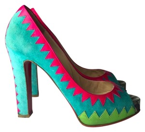 Christian Louboutin mulcticolor Pumps