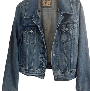 Levi's Saddle Blue Womens Jean Jacket