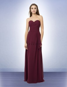 Bill Levkoff Wine Style 773 Dress
