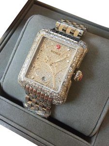 Michele NEW Extreme Butterfly Pave Limited MW04B01A3022 Ladies Watch