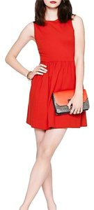 Kate Spade short dress Spicy Red on Tradesy