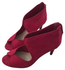 Impo Scarlet Red Pumps