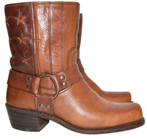 Frye Ridiing tan Boots
