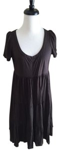 Juicy Couture short dress Brown Cap Sleeve Babydoll on Tradesy