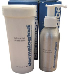 Dermalogica Dermalogica Minerals Salts & Stress Relief Treatment Oil - Set Of 2 Full Size