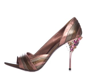 Miu Miu Raspberry Pumps