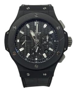 Hublot Hublot Big Bang Evolution Black Magic Carbon Fiber Dial Men's Watch