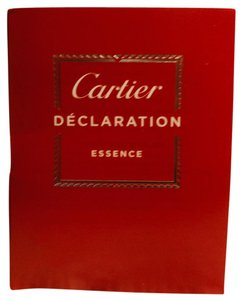 Cartier CARTIER *DECLARATION ESSENCE Sample NEW!