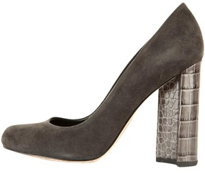 Alejandro Ingelmo Charcoal Pumps