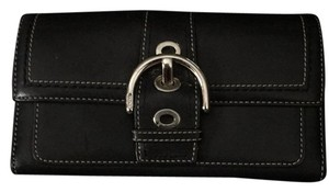 Coach Coach Buckle Wallet