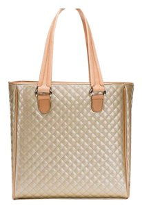Consuela Carryall Tote in Champagne