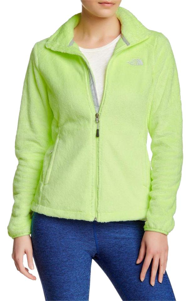 2d9940835 The North Face Rave Green Osito 2 Fleece Womens S Activewear Size 4 (S) 40%  off retail