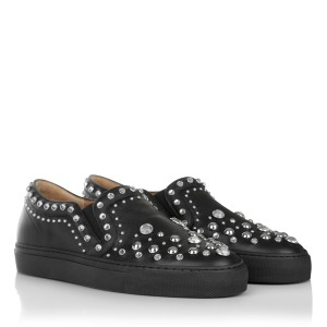 Givenchy Dark Street Black Flats