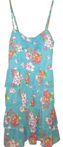 Aropostale short dress Blue , Pink on Tradesy