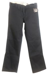 Dickies Straight Pants Black