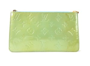 Louis Vuitton Lexington Vernis Monogram, Patent Leather Pouch Hand Bag