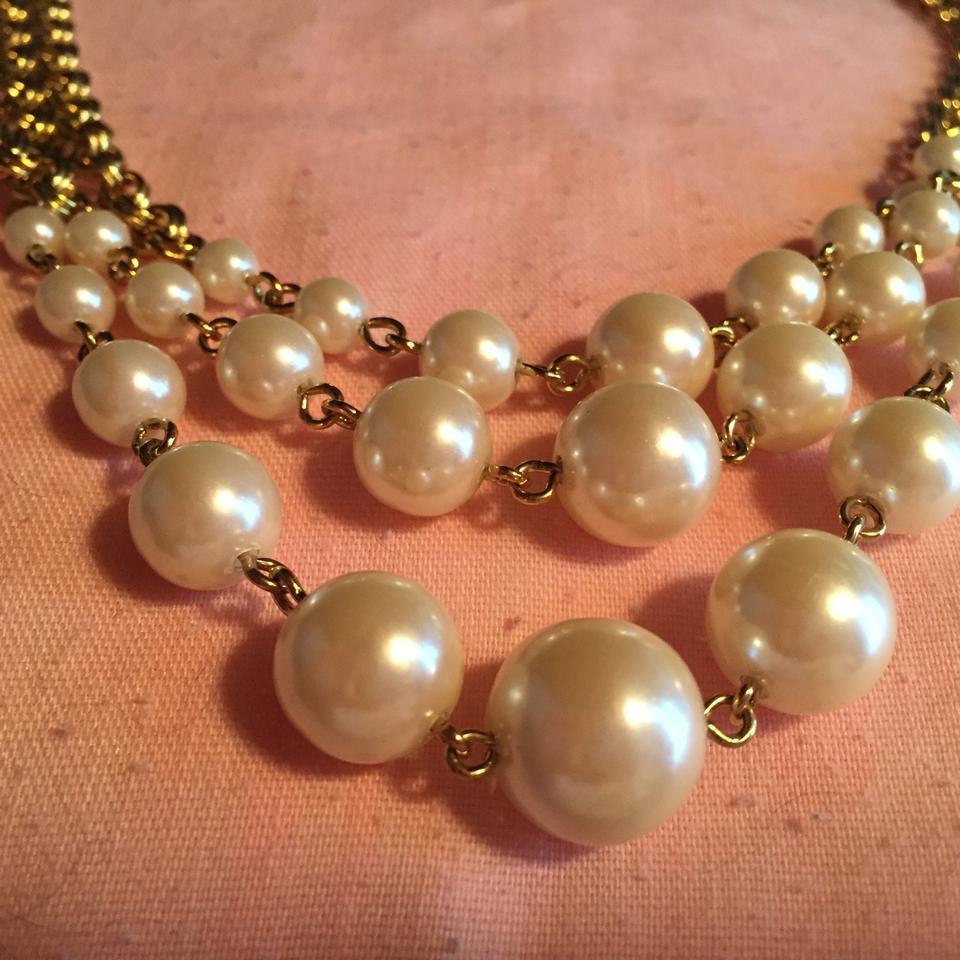 Fashion Jewelry Bright New In Box Avon Interchangeable Necklace Beads/pearls
