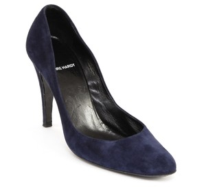 Pierre Hardy Navy, Dark Blue Pumps