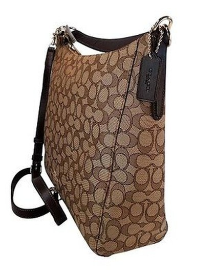 Coach Celeste Convertible Crossbody Hobo Bag Image 2