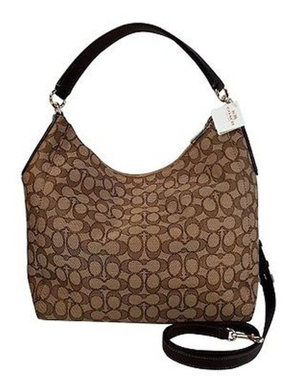 Coach Celeste Convertible Crossbody Hobo Bag Image 4
