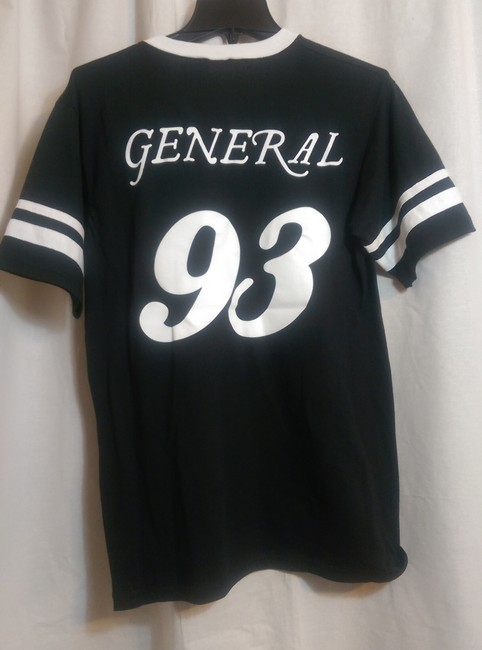 Upiscale General T Shirt Black