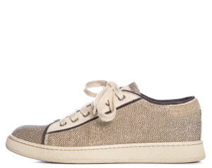 Brunello Cucinelli Gold-Tone Athletic