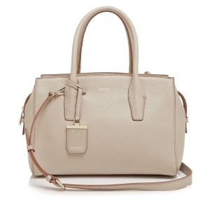 DKNY Satchel in Cement