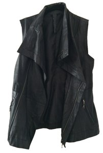 Kenna-T Leather Vest