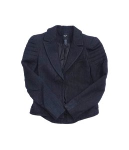 Smythe Charcoal Wool Jacket