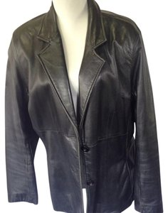 Wilson Leather Pelle Studio Leather Jacket