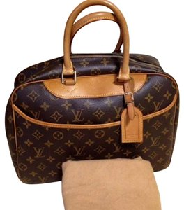 Louis Vuitton Satchel in Honey