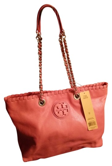 Preload https://item2.tradesy.com/images/tory-burch-shoulder-organge-leather-tote-1943071-0-0.jpg?width=440&height=440