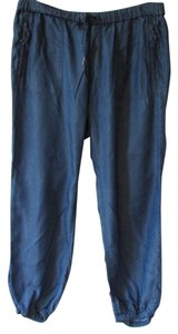 Love Tree Baggy Pants Blue