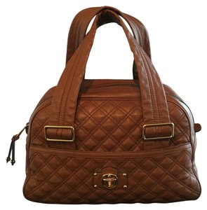 Marc Jacobs Satchel in Brown Leather
