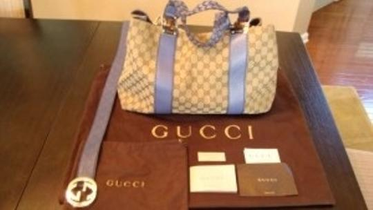 Gucci Tote in Teal