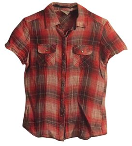 Harley Davidson Button Down Shirt