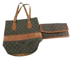 Louis Vuitton Dame Neverfull Marais Bucket Shoulder Bag