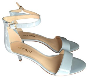 Nine West light blue Sandals