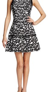 Kate Spade short dress Fresh White & Black on Tradesy