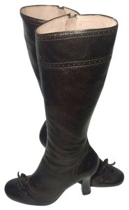 Miu Miu 8.5 Women Women Size 8.5 Brown Boots