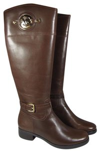 Michael Kors brown mocca Boots